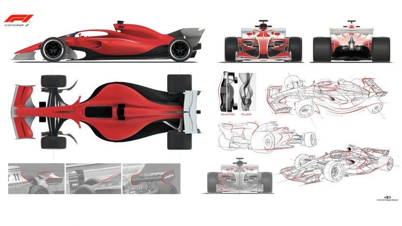 2021 Formule1 concept 2