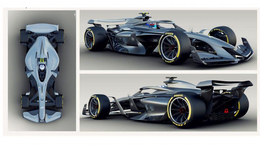 2021 Formule1 concept 3