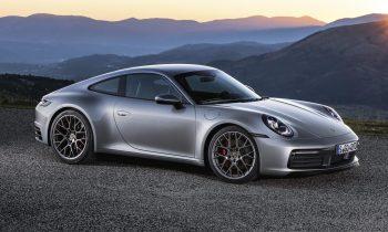 Porsche 911 992 Carrera 4s (2018)