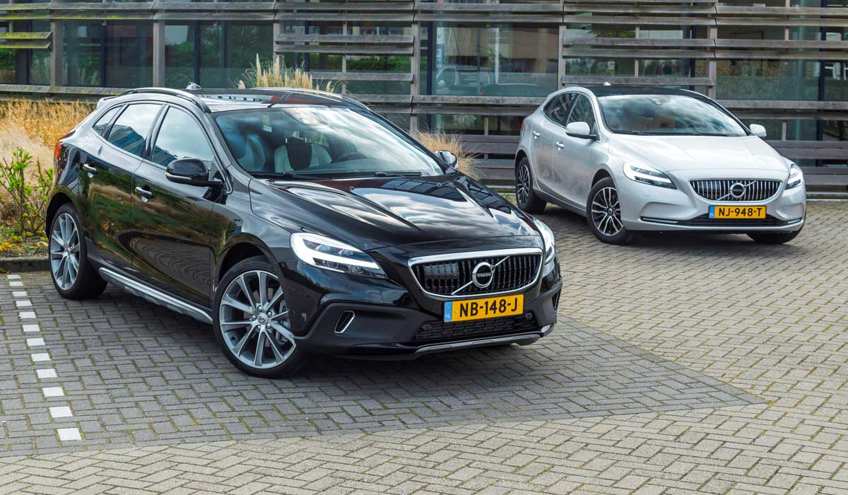 Volvo stopt productie V40 en V40 Cross Country in 2019
