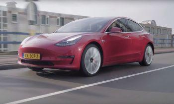 Test Tesla Model 3 2019