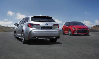 Nieuwe Toyota Corolla 2019