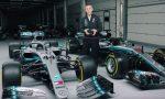 Mercedes F1 W10 vs W09 vleugels 2019