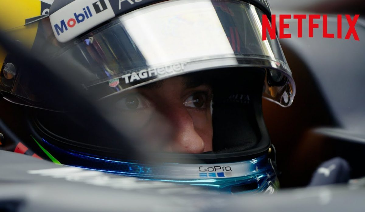 Netflix F1 drive to survive