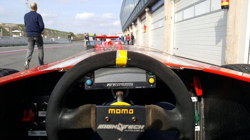 Cockpit Formule-auto RP1 Race Planet