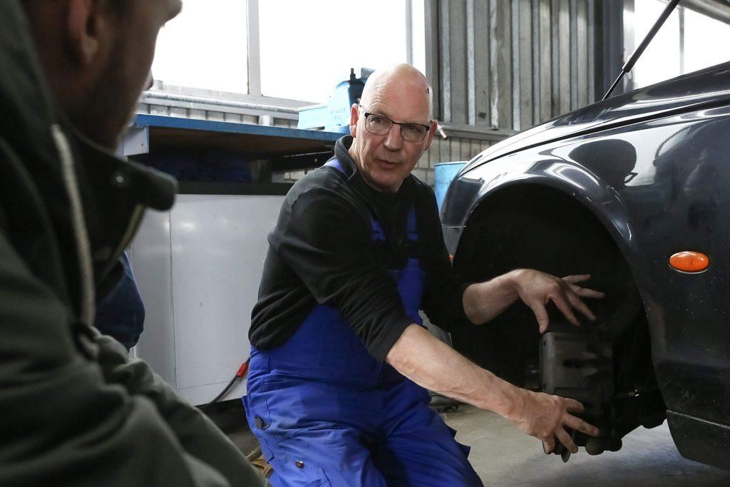 remmen auto controleren