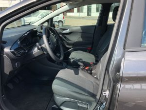 Voorstoelen Ford FiestaTrend 2018