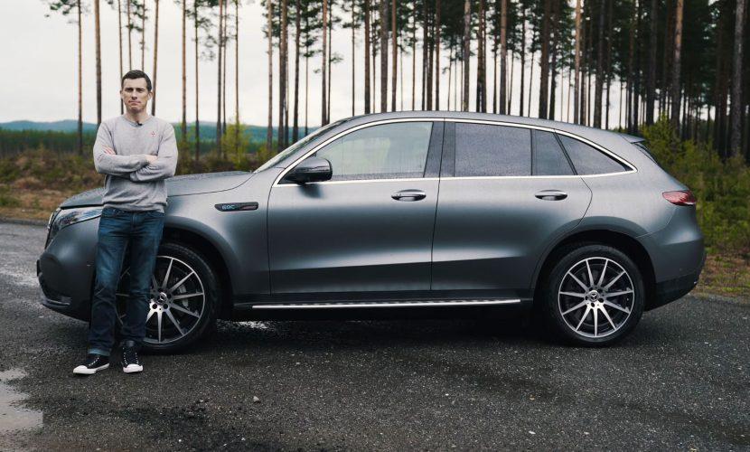 Mercedes EQC review 2019