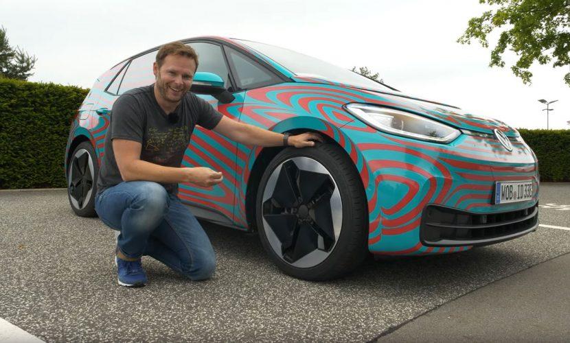 test volkswagen id3 2019