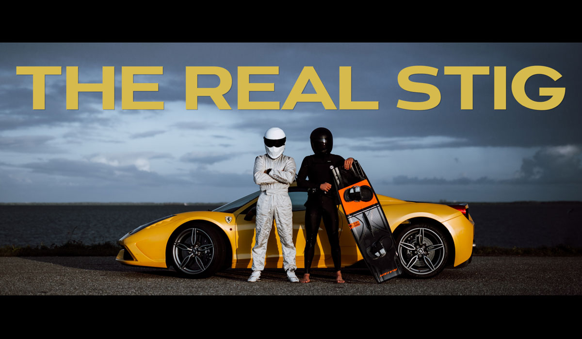 Stig vs. The Stig