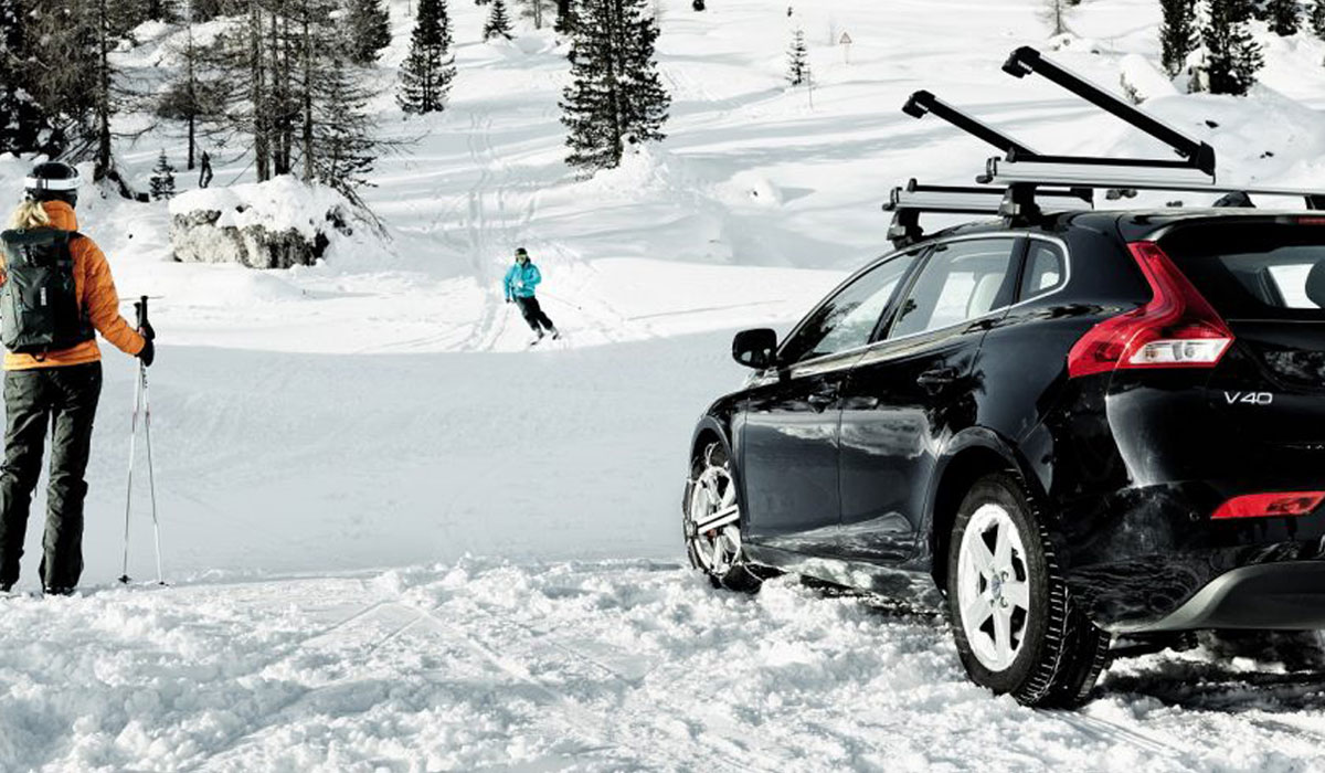 Sneeuwkettingen auto