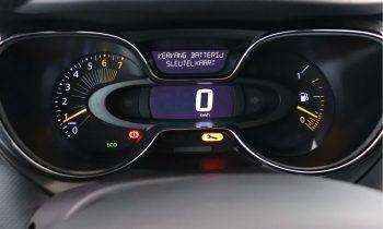 batterij sleutel leeg Renault