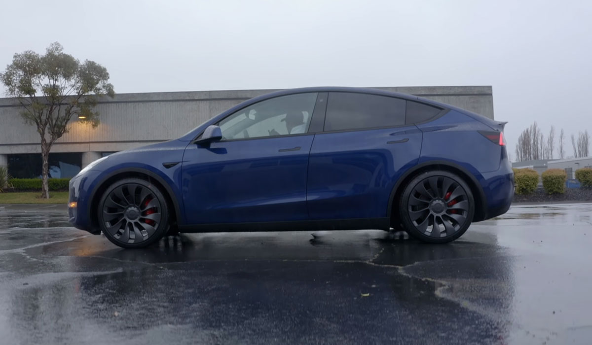 Eerste indruk Tesla Model Y (2020)