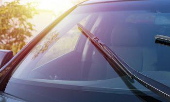 schone voorruit auto