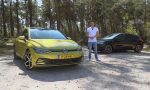 Test Volkswagen Golf 8 1.5 eTSI vs. Ford Focus 1.5 EcoBoost 182 pk