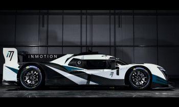 Impressie Inmotion Le Mans-racer