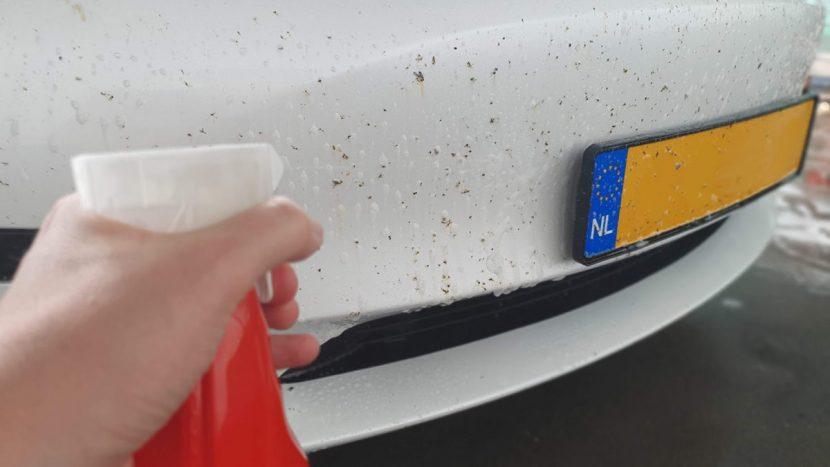insectenverwijderaar auto