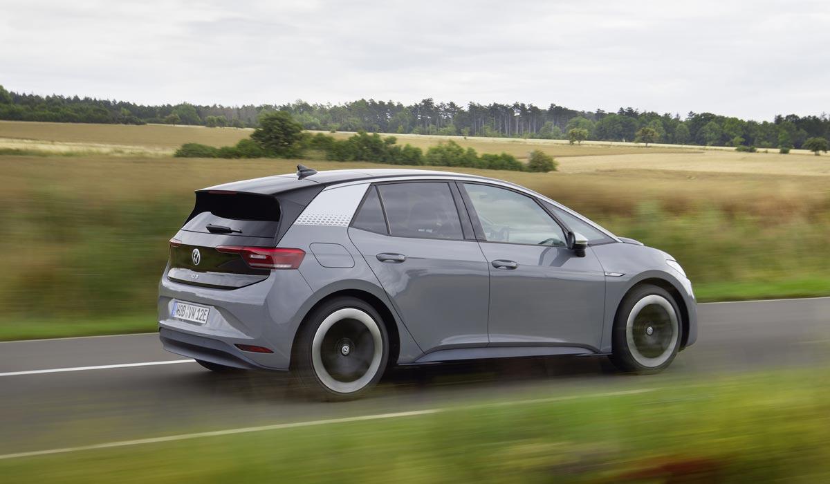 Test Volkswagen ID3 1st
