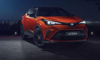 Toyota C-HR, auto met op een na hoogste diefstalrisico in 2020