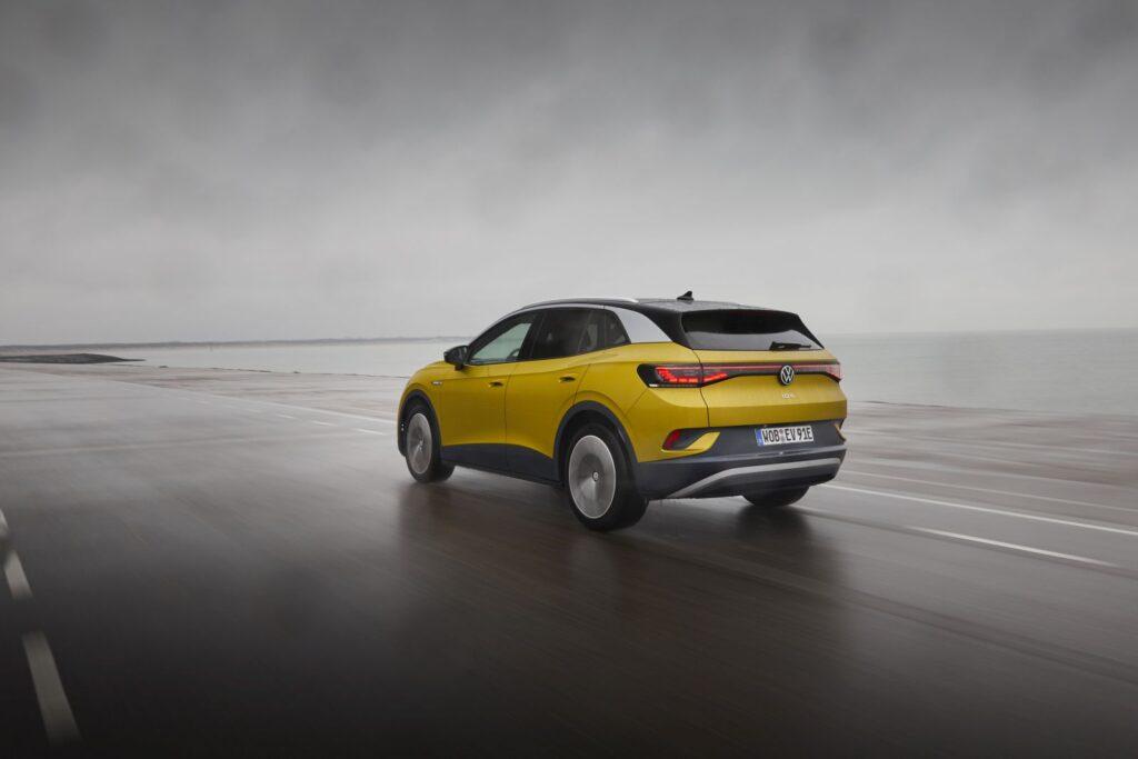 Volkswagen ID4 achterzijde