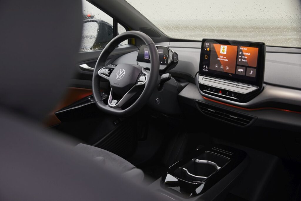 Dashboard Volkswagen ID4