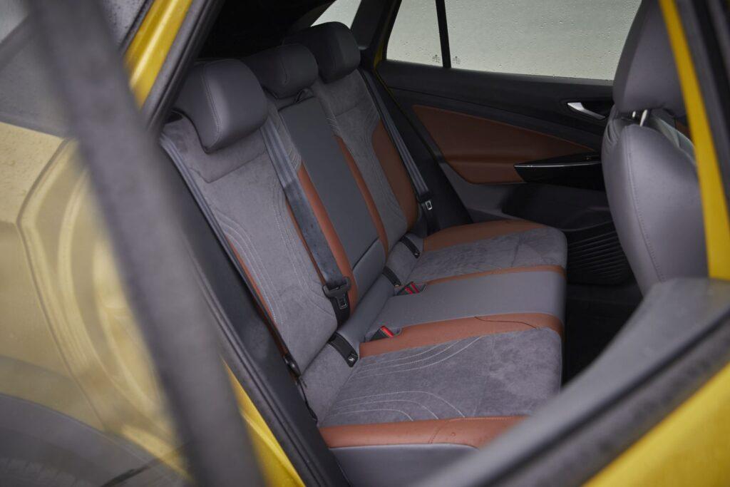 Achterbank Volkswagen ID4