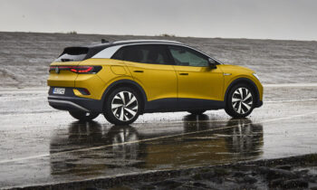 Volkswagen ID4 1st (Honey Yellow) 2021